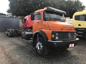 Mercedes-benz Mb 1313 No Chassi