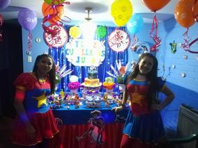 Animación De Fiestas Infantiles Yapita & Memo