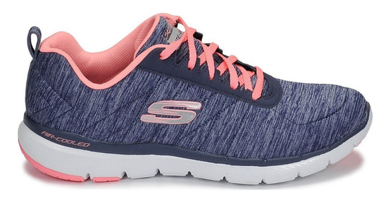 Skechers Zapatillas Running Mujer Flex Appeal 3.0 Insiders