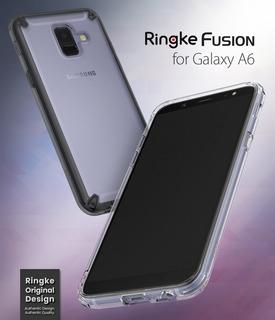 Funda A6 2018 A6 Plus Ringke Fusion Anti Impacto