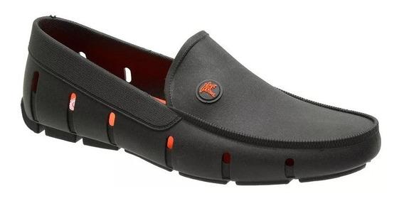 Sapatilha Masculino Mocassim Borracha Micro Expandido Hshoes