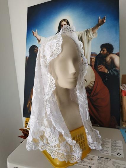 Velos, Mantilla Para La Santa Misa Catolica