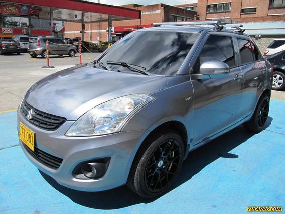 Suzuki Swift Dzire Full Equipo