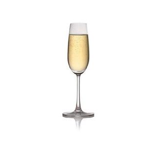Set Juego X12 Copa Champagne Barone Nadir 190 Ml - 7856/12