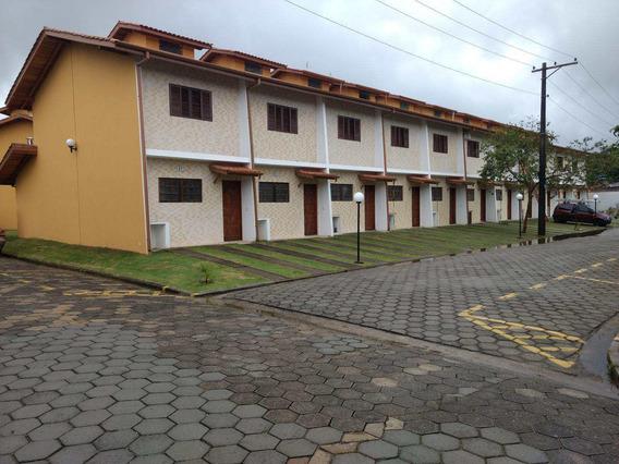 Casa Com 02 Dorms, Massaguaçu, Caraguatatuba - R$ 250.000,00, 87m² - Codigo: 57 - V57
