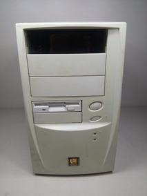 Antigo Gabinete Atx Troni Computador 286 386 486 Xt Tk