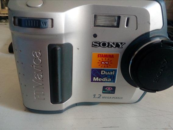 Maquina Digital Sony Mavica Fd