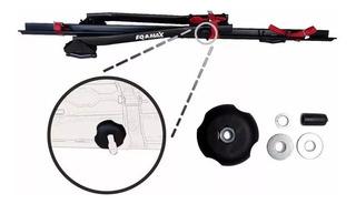 Kit Borboleta E Arruelas Para Suporte Transbike Eqmax Velox
