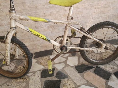 Imagem 1 de 6 de Bicicleta Caloi Cros Anos 80