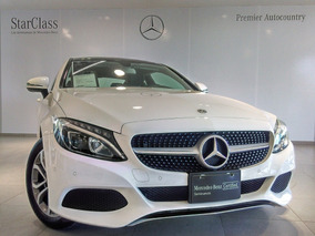 Mercedes-benz Clase C 1.6 180 Coupe At
