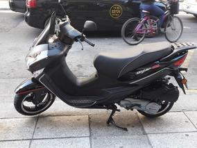 Zanella Styler Cruiser 150 Scooter 2016 4.000 Kms Como Nueva