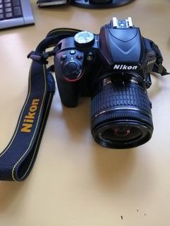 Camara Nikon Modelo D3400