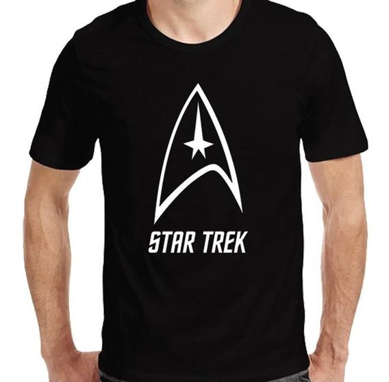 Remeras Star Trek Vinilo Algodón  de Hoy No Pasa  14