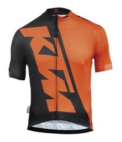 Remera / Jersey M /corta Ciclismo Ktm Factory Team Oficial