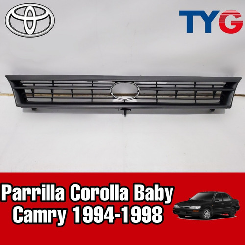 Parrilla Corolla Baby Camry 94-95-96-97-98