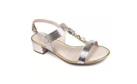 Sandália Dakota Salto Baixo Z1693