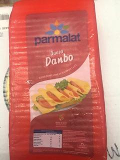 Queso Barra Dambo Parmalat Aptoceliacos Ideal Para Sándwich