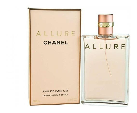 Perfume Chanel Allure Edp Feminino 100ml Edp