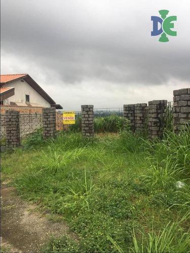 Terreno À Venda, 733 M² Por R$ 440.500,00 - Jardim Terras De São João - Jacareí/sp - Te0195