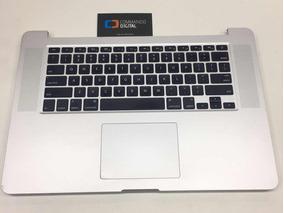 Topcase Teclado E Mouse Macbook Pro A1398 2012 2013 214