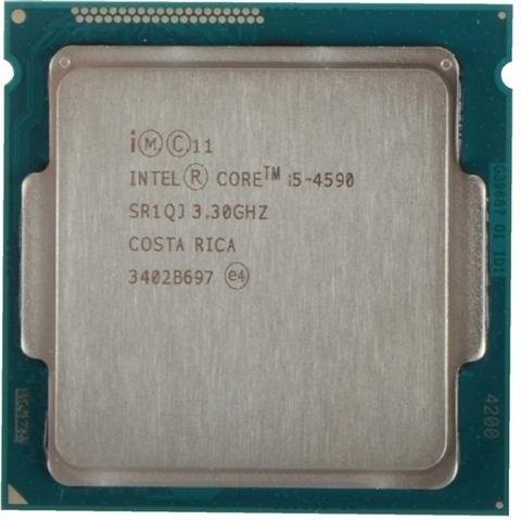 Processador Intel Core I5 4590 3.3 Ghz Socket 1150 4ºgeração