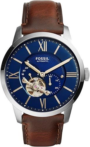 Reloj Fossil Me3110 Townsman Automatico Original