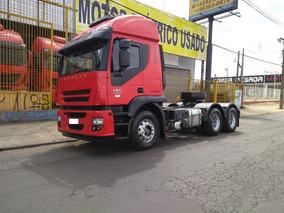 Iveco Stralis 480 6x4 2013/2013