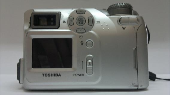 Camara Digital Toshiba Pdr2300 Para Repuestos No Anda 2300