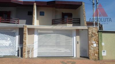 Casa Com 3 Dormitórios Para Alugar, 189 M² Por R$ 2.800/mês - Jardim Glória - Americana/sp - Ca0250