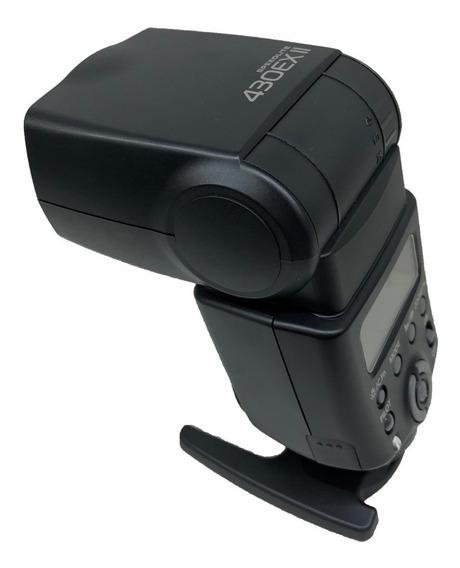 Flash Canon 430ex Ii Ótimo Estado
