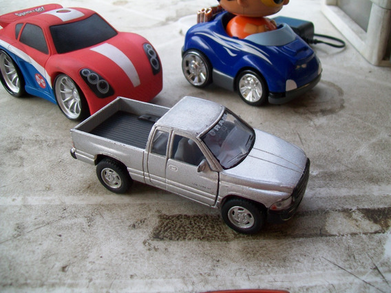 Kinsmart Escala 1:44 Pick Up Dodge Ram