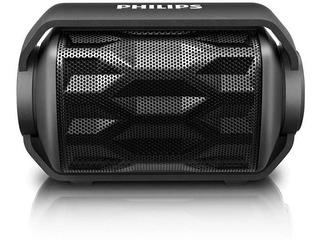 Bocina Philips Portatil Bluetooth Ipx6 Waterproof Bt2200b/27