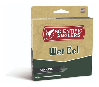Linea Mosca Fly Scientific Anglers Wet Cel - Hundimiento