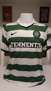 Camisa Futebol Celtic Glasgow De Jogo