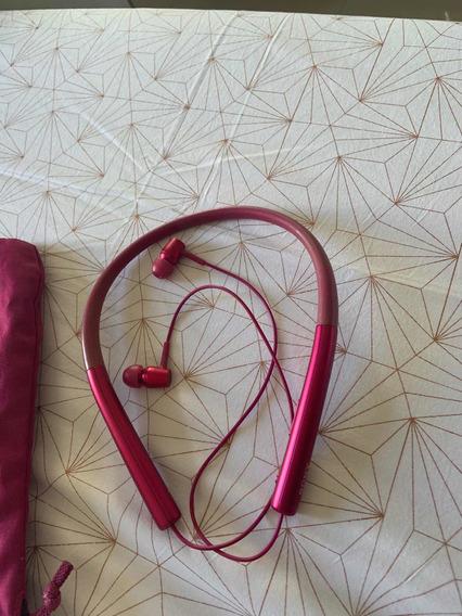 Fone De Ouvido Wireless Sony H.ear Mdr-ex750bt Sem Fio
