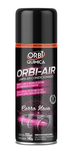 Imagem 1 de 1 de Orbi Limpa Ar Condicionado Orbi-air Higienização Gm Cruze