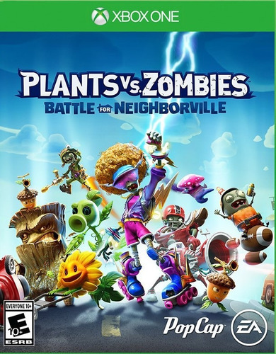 Imagen 1 de 10 de Plants Vs Zombies Battle For Neighborville Xbox One Original