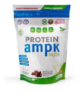 Protein Ampk Nutri Suplemento Dietario Proteina Vegana 506 G