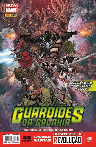 Guardiões Da Galáxia (1 Ao 14 Menos 7)