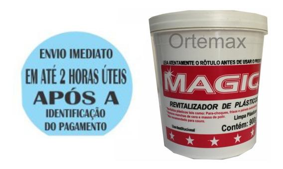 Magic Revitalizador ( Cera De Carnaúba ) 900gr Box 21