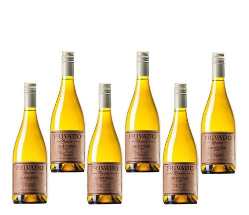 Imagen 1 de 3 de Caja X 6 - Jorge Rubio Reserva Privado Chardonnay