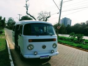 Volkswagen Kombi 1.6 Std 3p Gasolina 1999