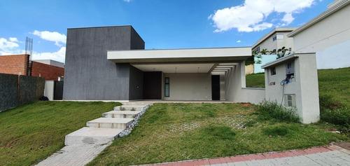 Imagem 1 de 26 de Casa Térrea No Condomínio Itahyen - Santana De Parnaíba - Sp  R$ 1.750.000 - Ca00204 - 69002858