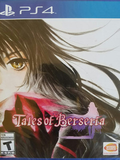 Tales Of Berseria Ps4 Español Sellado Delivery Stock Ya