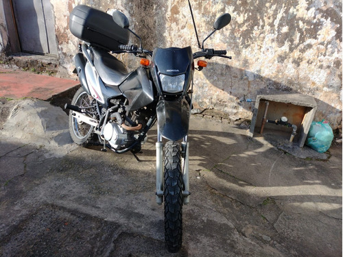 Imagem 1 de 14 de Honda Nxr 125 Bros Ks