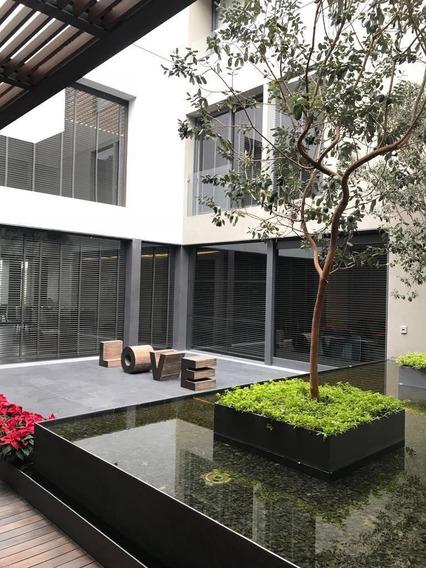 Extraordinaria Casa En Condominio En Venta, Tiro Al Pichón, Bosques De Las Lomas