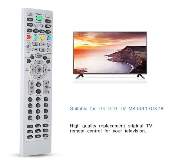 Cinza Serviço De Substituição Hd Smart Tv Controle Remoto