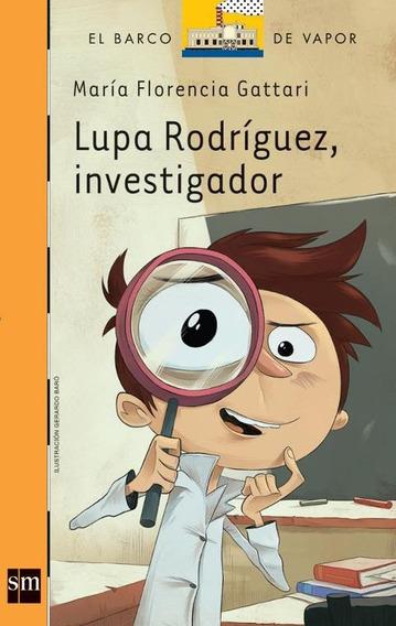 Lupa Rodriguez, Investigador - Serie Naranja