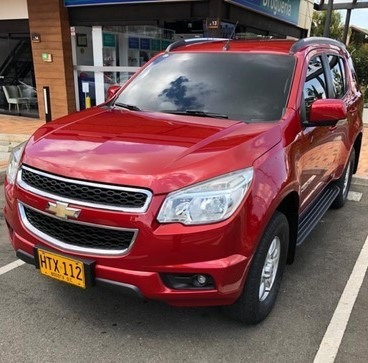Chevrolet Trailblazer 2013 4x4 Excelente Estado Oportunidad