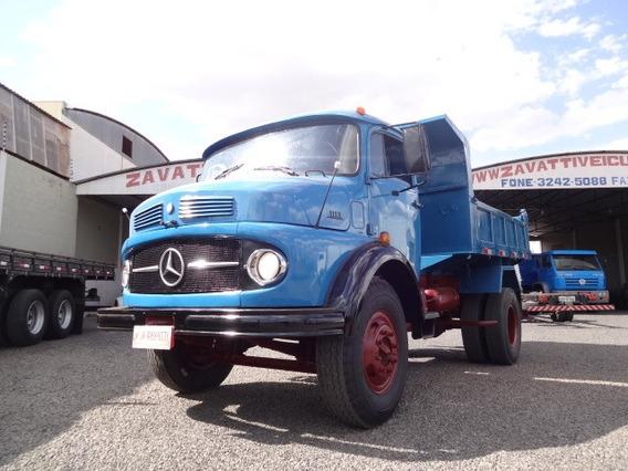 Mb 1113 Caçamba Ano 1976 Modelo 1976